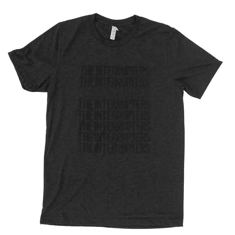 IMAGE | Repeater - Tonal T-Shirt (Charcoal Black)