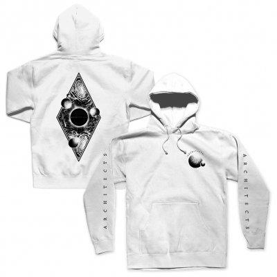 architects - Eclipse Pullover Sweatshirt (White)