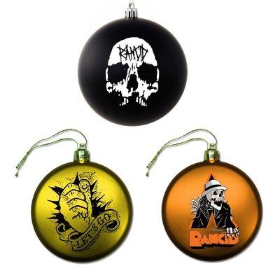rancid - Rancid Ornament Bundle