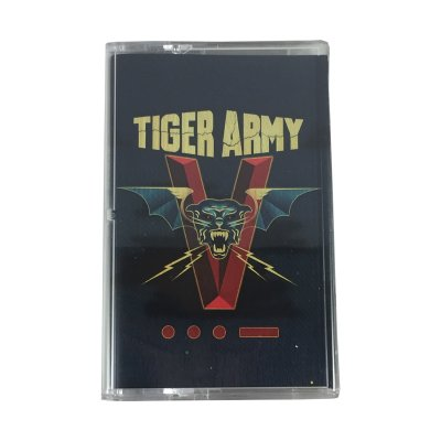 tiger-army - V • • • – Cassette