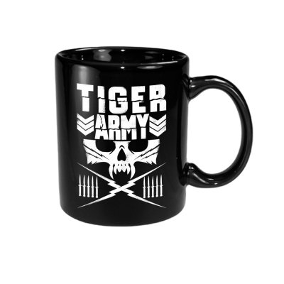 tiger-army - Tiger Club Coffee Mug