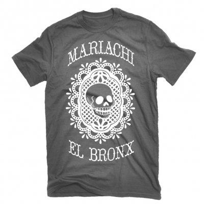 Mariachi El Bronx - Loteria Tee