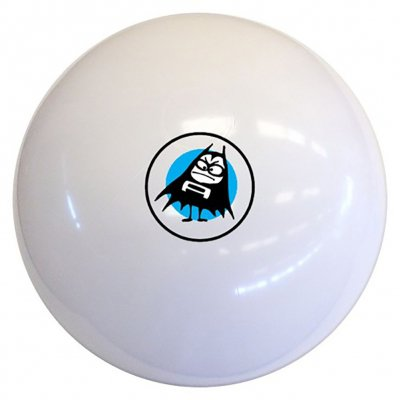 "the-aquabats - Big 36"" Blue Dot Logo Inflatable White Beach Ball"