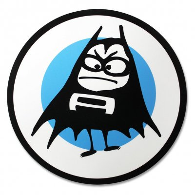 the-aquabats - Blue Dot Logo Mega Sticker