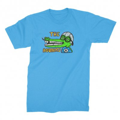 the-aquabats - The Aquabats Gator Tee