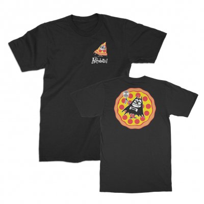 the-aquabats - Pizza Cutter Tee