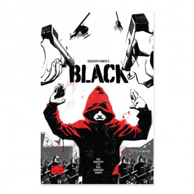 BLACK - BLACK: Vol. 1 Hardcover