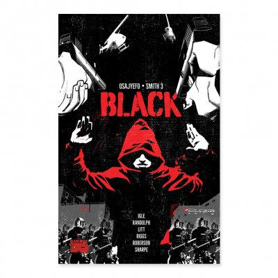 BLACK - BLACK: Vol. 1 Softcover
