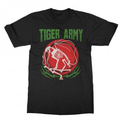 tiger-army - Mexico II T-Shirt (Black)