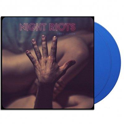 night-riots - Love Gloom 2xLP (Opaque Blue)