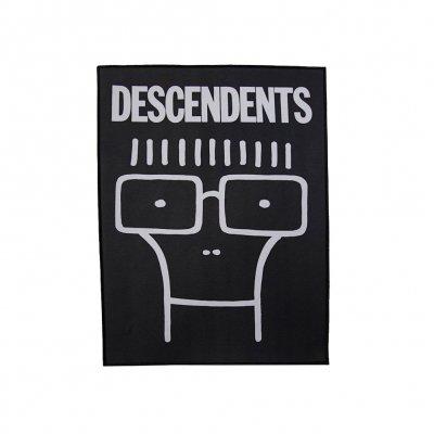 descendents - Milo Back Patch (Black)
