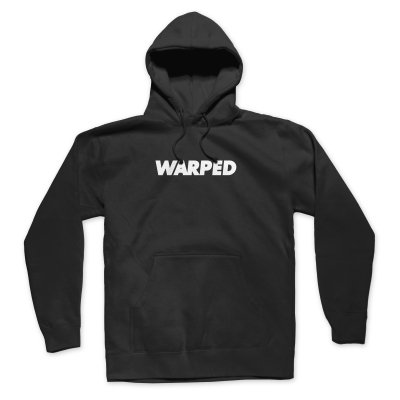 vans-warped-tour - Warped Embroidered Pullover (Black)