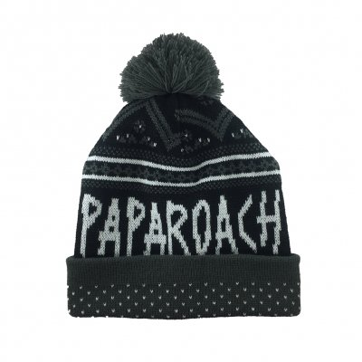 papa-roach - Ltd. 2017 Winter Knit Beanie