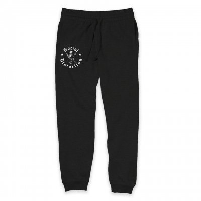 social-distortion - Skelly Sweatpants (Black)