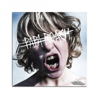 papa-roach - Crooked Teeth CD