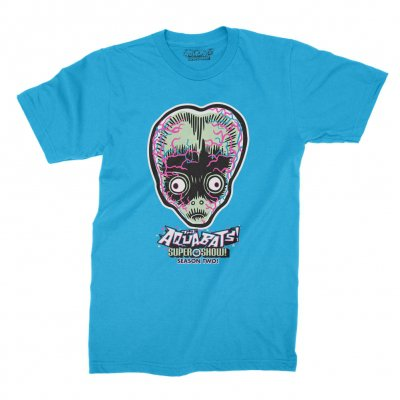 the-aquabats - Thingy Tee (Aqua)