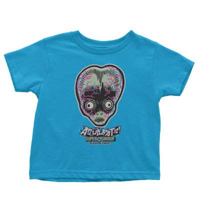 the-aquabats - Thingy Youth Tee (Aqua)