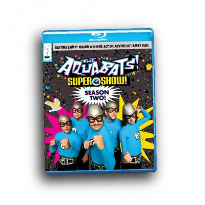 the-aquabats - Super Show Season 2 Blu-ray