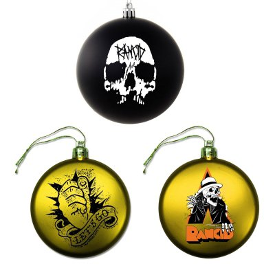 rancid - Rancid Ornament Bundle