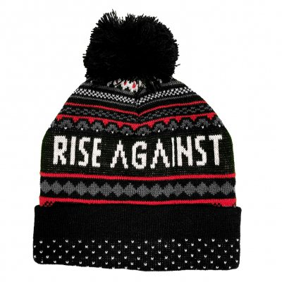 rise-against - 2017 Winter Knit Beanie
