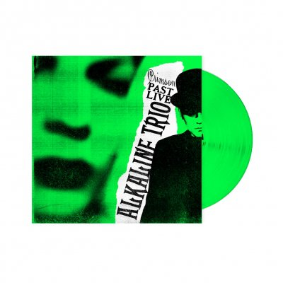 alkaline-trio - Crimson: Past Live LP (Green)