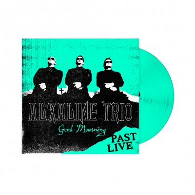 alkaline-trio - Good Mourning: Past Live LP (Turquoise)