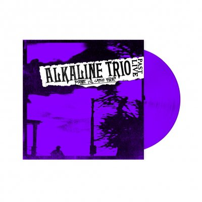 alkaline-trio - Maybe I'll Catch Fire: Past Live LP (Purple)
