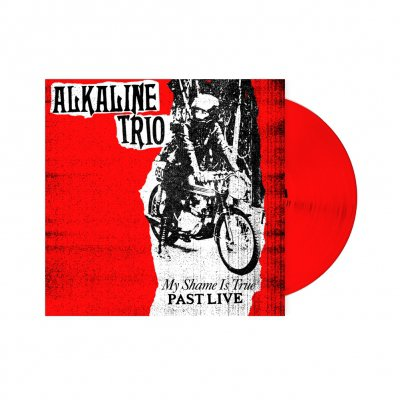 alkaline-trio - My Shame Is True: Past Live LP (Red)
