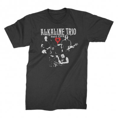 alkaline-trio - Limited-Edition Past Live Tee (Black)