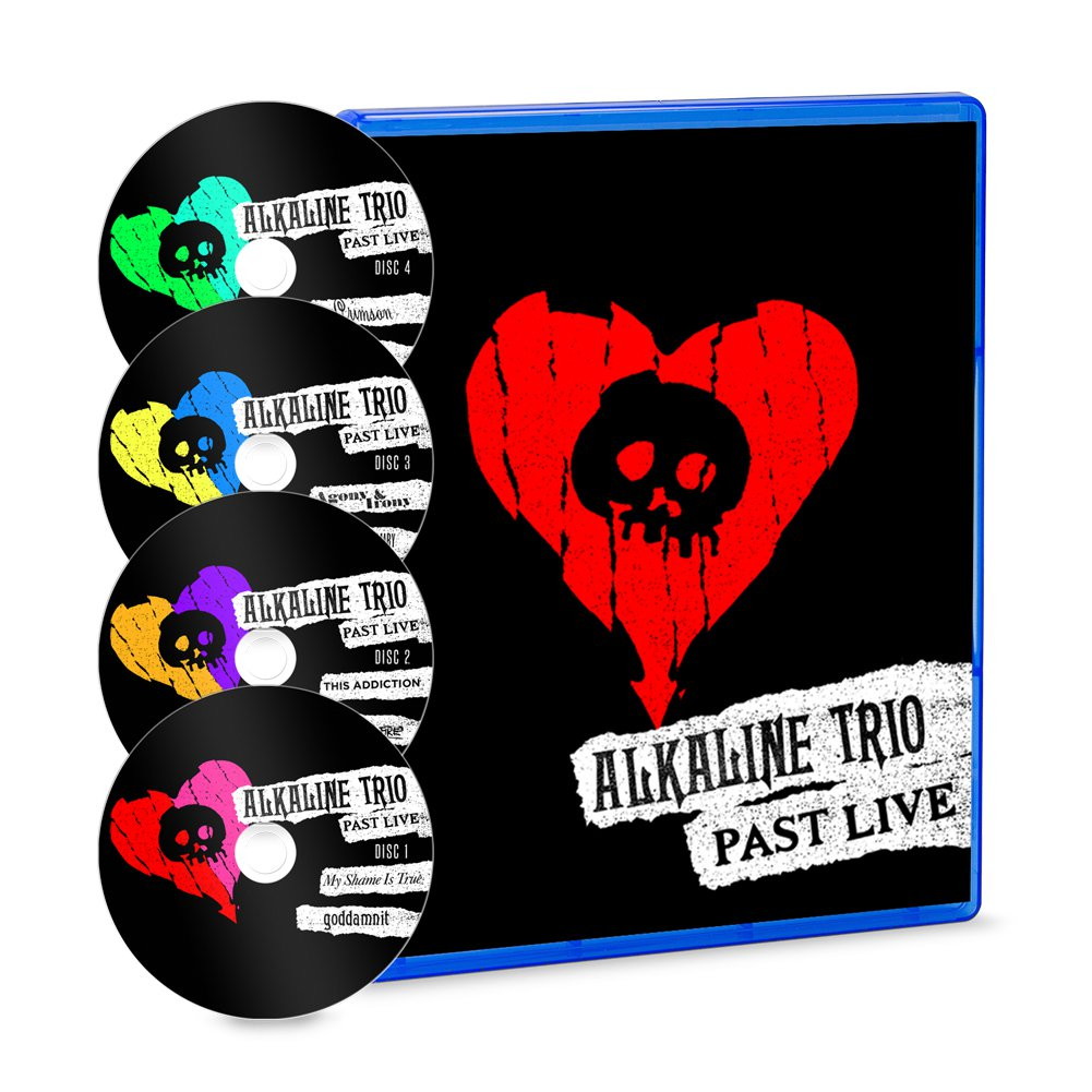 IMAGE | Past Live 4xBlu-ray