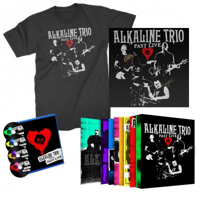 alkaline-trio - Past Live Deluxe Bundle