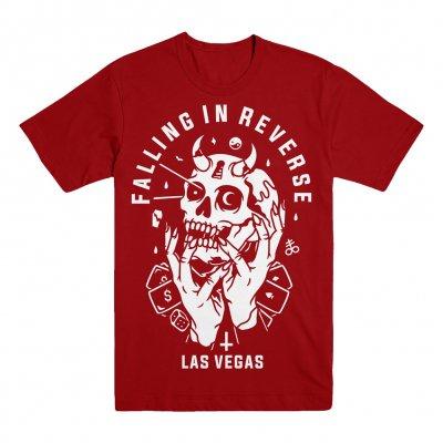 falling-in-reverse - Red Skull Tee