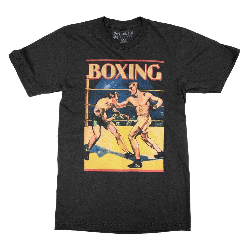 IMAGE   Boxing Tee (Black)