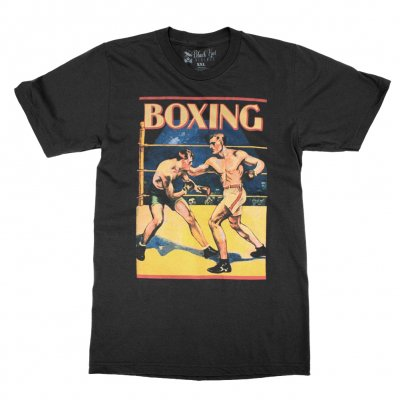 black-kat-kustoms - Boxing Tee (Black)
