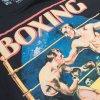 IMAGE   Boxing Tee (Black) - detail 2