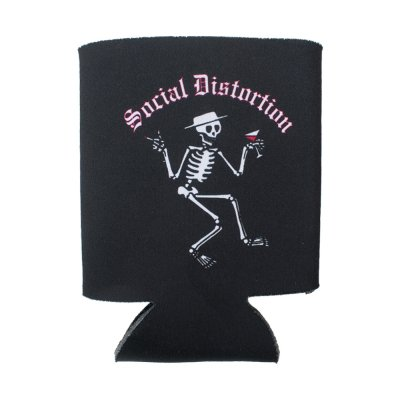 social-distortion - Classic Skelly Coozie