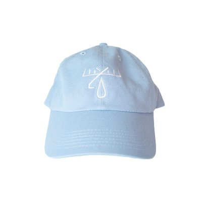 moose-blood - Icon Dad Hat (Baby Blue)