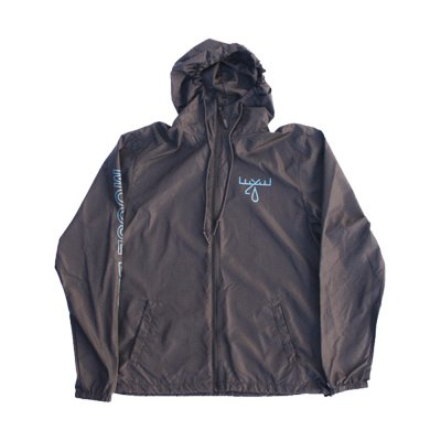 moose-blood - Icon Windbreaker (Gray)