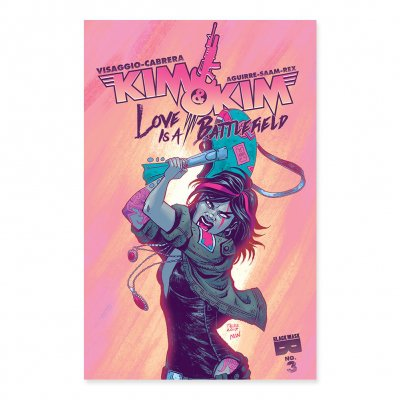 black-mask-studios - Kim & Kim Vol. 2 - Issue 3