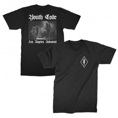 youth-code - Live Photo Tee (Black)
