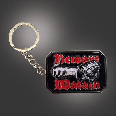 watain - Fist Key Chain
