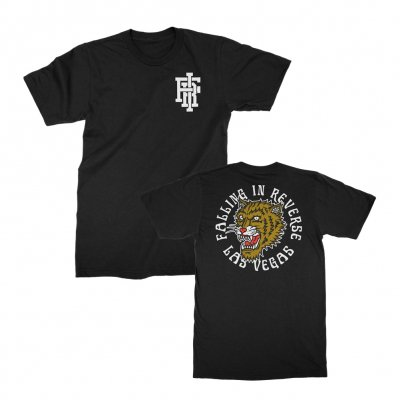 falling-in-reverse - Tiger Tee (Black)