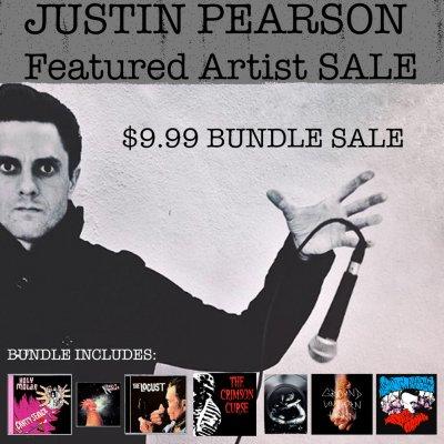 three-one-g - Featured Artist Sale: Justin Pearson
