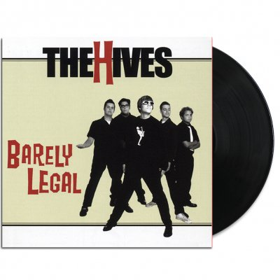 The Hives - Barely Legal LP (Black 180g)