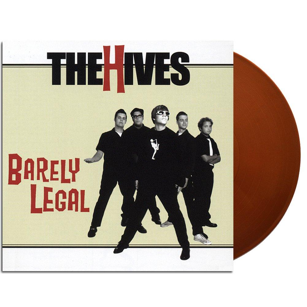 IMAGE   Barely Legal LP (Bronze 180g)