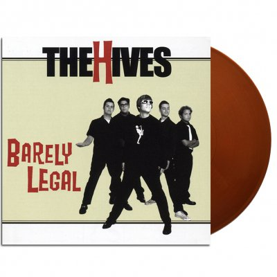 The Hives - Barely Legal LP (Bronze 180g)
