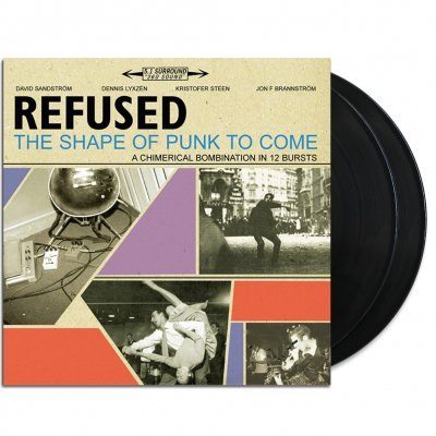Refused - Refused - The Shape Of Punk To Come 2xLP (Black)