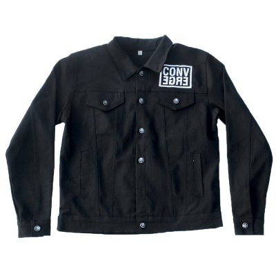 converge - Converge Custom Denim Jacket