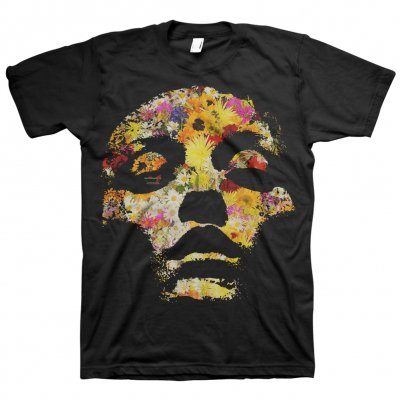 converge - Converge Jane Doe Flower Mashup Tee (Black)