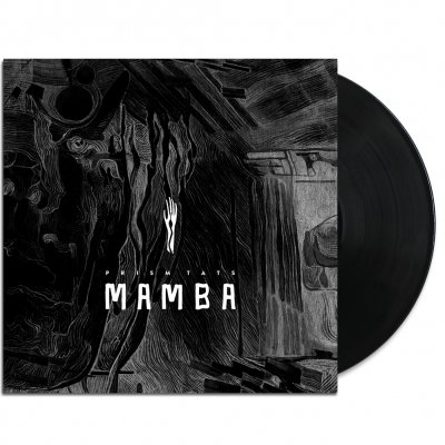 Gary V - Mamba LP (Black)